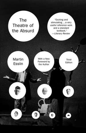 The Theatre of the Absurd de Martin Esslin