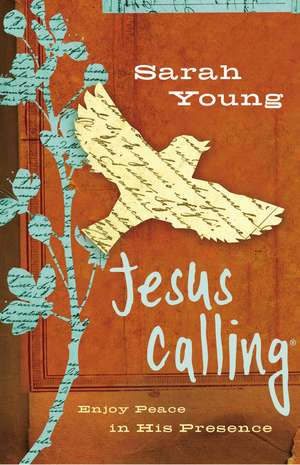 Jesus Calling (Teen Cover): Enjoy Peace in His Presence (with Scripture References) de Sarah Young