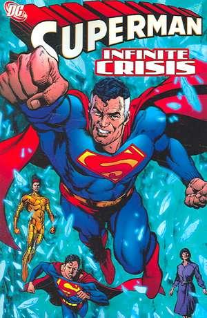 Superman Infinite Crisis TP de Geoff Johns