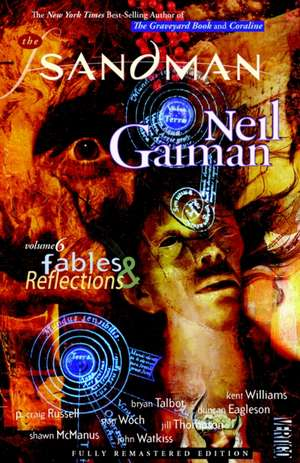 Sandman Fables and Reflections Mad Love and Other Stories de Neil Gaiman