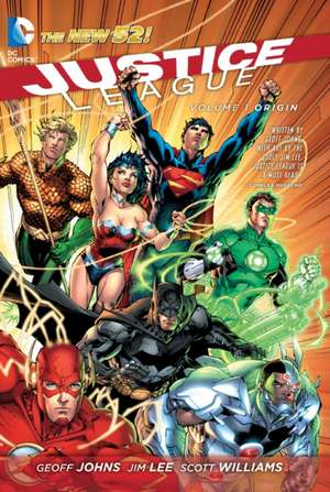 Justice League Vol. 1