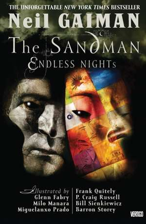 Sandman Endless Nights - New Edition