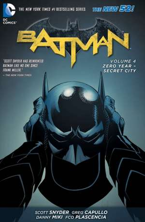 Batman, Volume 4