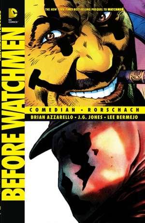Before Watchmen de Brian Azzarello