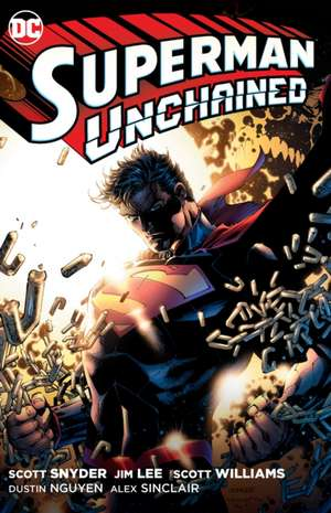 Superman Unchained (the New 52):  Paradox (the New 52) de Jim Lee
