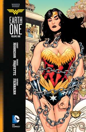 Wonder Woman Earth One Vol. 1 de Grant Morrison