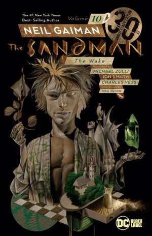Sandman Volume 10: The Wake 30th Anniversary Edition de Neil Gaiman
