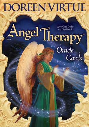 Angel Therapy Oracle Cards de Doreen Virtue