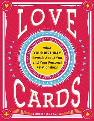 Love Cards de Robert Lee Camp