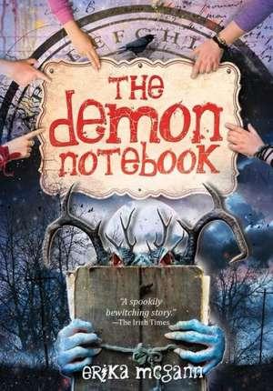 The Demon Notebook de Erika McGann