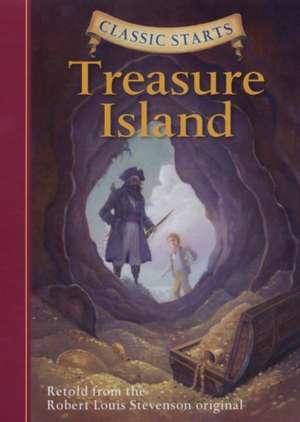 Classic Starts(tm) Treasure Island de Robert Louis Stevenson