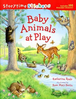 Baby Animals at Play