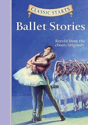 Ballet Stories de Eric Freeberg