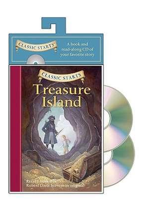 Treasure Island [With 2 CDs]:  Whales de Robert Louis Stevenson