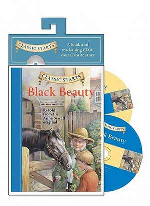 Black Beauty [With 2 CDs] de Anna Sewell