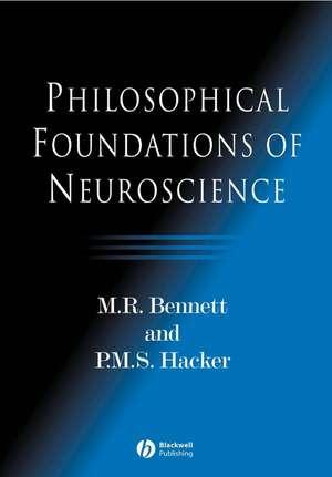 Philosophical Foundations of Neuroscience imagine