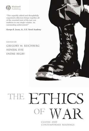 The Ethics of War imagine