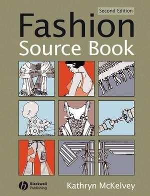Fashion Source Book de Kathryn McKelvey