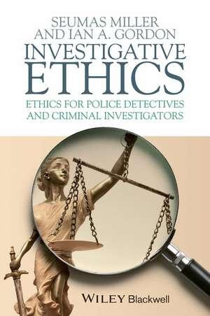 Investigative Ethics imagine