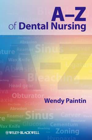A–Z of Dental Nursing