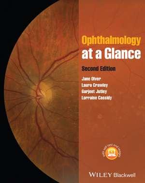 Ophthalmology at a Glance de Jane Olver