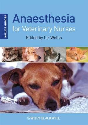 Anaesthesia for Veterinary Nurses imagine