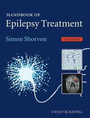 Handbook of Epilepsy Treatment de Simon Shorvon