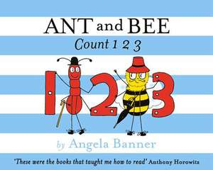 Ant and Bee Count 1 2 3