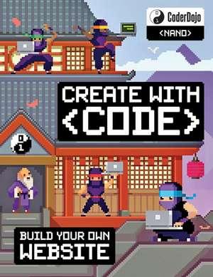 CoderDojo Nano 01. Make Your Own Website