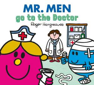 Mr. Men Go to the Doctor de Adam Hargreaves