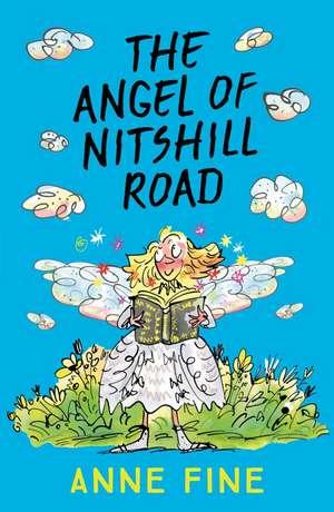 The Angel of Nitshill Road de Anne Fine