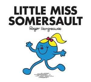 Hargreaves, R: Little Miss Somersault de Roger Hargreaves