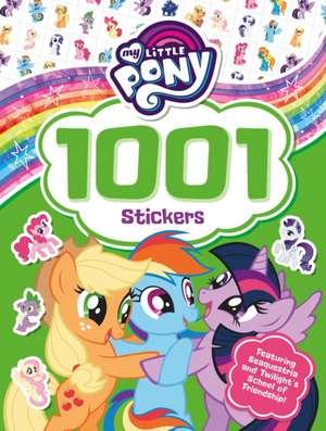 My Little Pony 1001 Stickers imagine