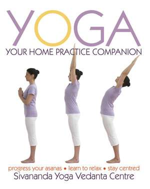 Yoga Your Home Practice Companion pdf
