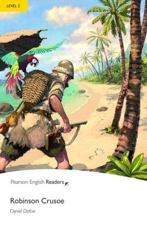 Robinson Crusoe, Level 2, Penguin Readers:  An Epic of Old Mali de Daniel De Foe
