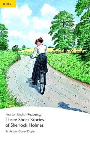 Three Short Stories of Sherlock Holmes, Level 2, Penguin Readers:  An Epic of Old Mali de Arthur Conan Doyle