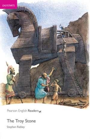 Troy Stone, The, Easystart, Penguin Readers:  Dead Man's Chest, Level 3, Penguin Readers de Stephen Rabley