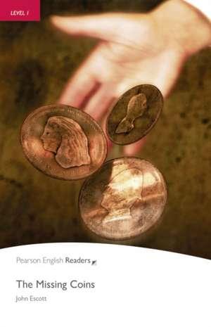 Level 1: The Missing Coins de John Escott