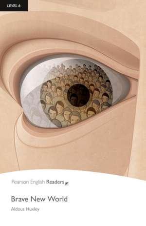 Penguin Readers Level 6 Brave New World de Aldous Huxley