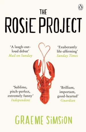 The Rosie Project de Graeme Simsion