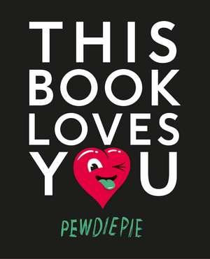 This Book Loves You de Pewdiepie