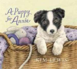 A Puppy for Annie