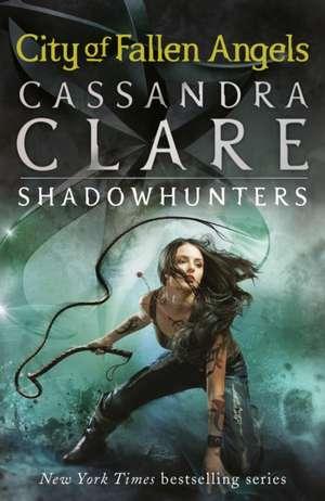 The Mortal Instruments 04. City of Fallen Angels de Cassandra Clare