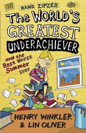 Hank Zipzer 8: The World's Greatest Underachiever and the Best Worst Summer Ever