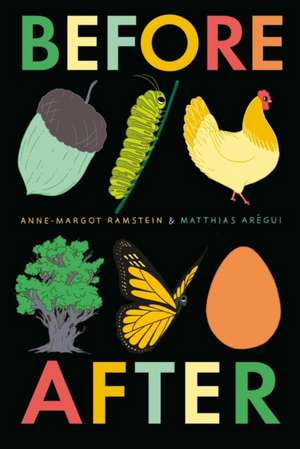 Aregui, M: Before After de Anne-Margot Ramstein