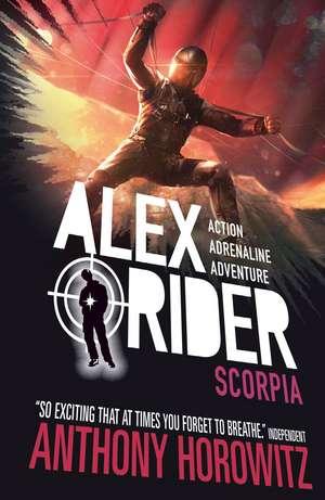 Alex Rider 05: Scorpia. 15th Anniversary Edition de Anthony Horowitz