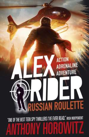 Alex Rider 10: Russian Roulette. 15th Anniversary Edition de Anthony Horowitz