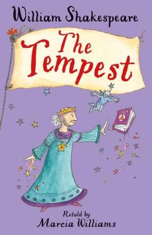 The Tempest de Marcia Williams