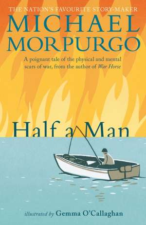Half a Man de Michael Morpurgo