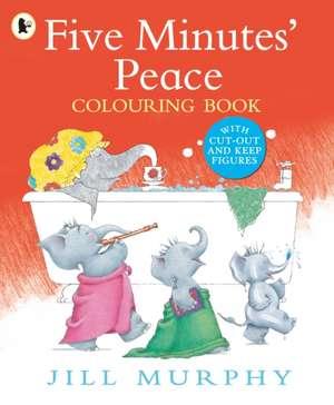 Five Minutes' Peace de Jill Murphy